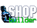 electrostimulator muscular. Logo ShopBuilder