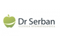 crystal dental clinic. Logo Dr. Serban