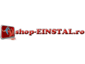 pet shop. Logo Shop-Einstal