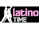 cursuri de dans. Logo Latino-Time