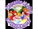 Momente-magice.ro organizeaza petreceri jucause de iarna pentru copii