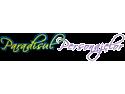 paradisul ersonajelor. Logo Paradisul Personajelor