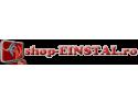 oferta. Logo Shop-Einstal