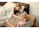 FOLDO bebe - Patutul din carton