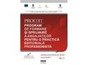 Fonduri europene pentru investitia in resursele umane din sectorul editorial