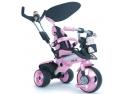 triciclete cop. Alegerea unei triciclete pentru copii