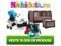 Carucioare pentru bebelusi si copii mici