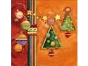 spectacol de crăciun. Felicitare de Craciun - Colectia Business