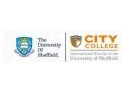 City College devine Facultatea Internationala a Universitatii Sheffield