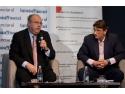 Moderatorii evenimentului Calin-Andrei Zamfirescu, Senior Partner ZRP si Razvan Mitroi, Fin.Ro Magazin