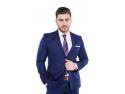costume banchet. Costum business bleumarin - RRP 650 lei