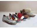 """pantof. Pantofii unisex, inspirați de tema """"Generația mash-up"""" – piesele de rezistență ale expoziției SIMAC 2017, Milano"""
