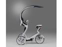 trotineta pliabila. Yamaha Concept Vehicle