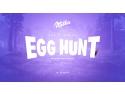 Milka aduce vânătoarea de ouă Paște în online