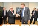 danfoss. Sondex CEO Aage Søndergaard Nielsen si Niels B. Christiansen, CEO, Danfoss