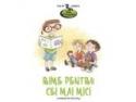 """""""Rime pentru cei mai mici"""" – un nou titlu apărut în cadrul Cărţilor Lucia Muntean"""