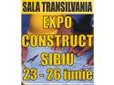 Au inceput inscrierile pentru EXPOCONSTRUCT SIBIU 2011 - targ de constructii si amenajari interioare