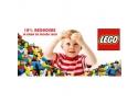 LEGO. Mult. Foarte mult!