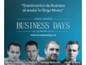 TArgu. Capitala afacerilor se muta in 24-25 martie la Targu Mures (www.businessdays.ro)