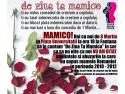 pasajul universitatii. Afisul Protestul Mamelor de 8 Martie