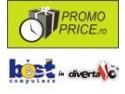 PROMOPRICE.RO va prezinta noile oferte promotionale Best in Diverta, valabile in perioada 01 octombrie - 31 octombrie 2006.
