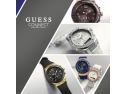 guess connect. Guess anuntă lansarea primului ceas inteligent de tip fashion