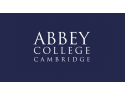 burse. Bursa de studiu in Anglia la Abbey College Cambridge