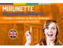 tabere engleza mirunette. Mirunette Language Competition