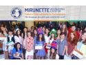mirunette education. Tabere engleza Mirunette Language Competition