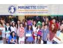 Anglia. Tabere engleza Mirunette Language Competition