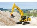 Komatsu HB215LC - excavator cu actionare hidraulica