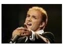 Cea mai buna voce masculina din Romania va concerta la Sala Palatului