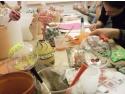 Fundatia Menthor. Papusi, jucarii si cadouri de Craciun Ateliere creative la Fundatia Calea Victoriei