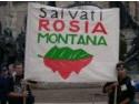 A inceput Marsul de Solidaritate cu Rosia Montana!