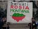 combustibil solid. A inceput Marsul de Solidaritate cu Rosia Montana!