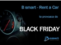 B . B smart - Rent a Car Bucuresti