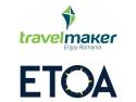 operators. TravelMaker este acum membru al ETOA - European Tour Operators Association