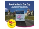promovare locatii turistice. Two Castles in One Day