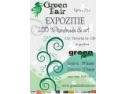earth hour. Green Fair editia a XXV-a - 19-20 iunie 2010 in gradina Green Hours Club Jazz Cafe
