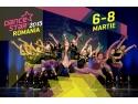 Competitie de anvergura in domeniul dansului: DanceStar 2015 Romania va dura 3 zile