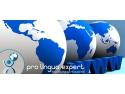 cursuri limba italiana. Pro Lingua Expert, sinonim cu traduceri din/ in limba italiana