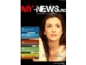 MP Publishing. enLife media a lansat Revista digitala My-News.ro, o premiera multimedia in publishing