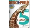 Revista Descopera a lansat ultimul numar e-paper in parteneriat cu enLife Media