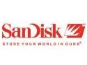 SANDISK prezinta SANSA, linia de MP3 Playere cu memorie flash