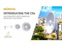 Amera Networks lanseaza Mimosa C5x in Romania, primul echipament radio pentru 5GHz cu antene modulare cipm