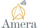 Hot Casandra. Amera Networks logo