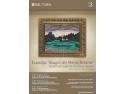 arta entertainemt. Artistul plastic David Rayson prezinta  Imagini din Marea Britanie. 100 de ani de arta a peisajului, din Colectia British Council