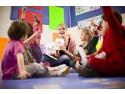 Cursuri de engleză pentru copii, la British Council