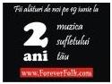 www.ForeverFolk.com - primul portal de muzica folk din Romania implineste 2 ani