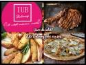 aplicatie food delivery. S-a lansat IUB Delivery, preparate de calitate de restaurant la prețuri mult mai prietenoase